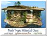 Mesh Tropic Waterfall Oasis 75 Prim=20x20m Size copy-mody