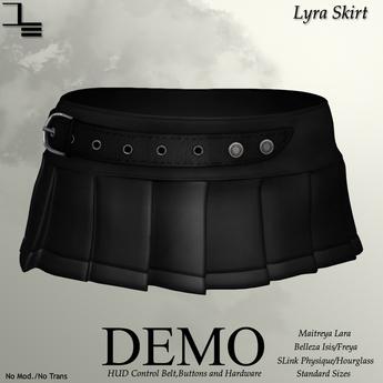 DE Designs - Lyra Skirt - DEMO