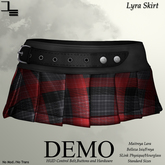 DE Designs - Lyra Skirt Plaid - DEMO