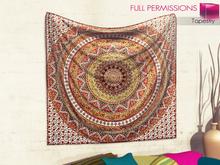Full Perm MI Tapestry
