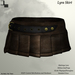 DE Designs - Lyra Skirt - Old Leather