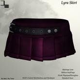 DE Designs - Lyra Skirt - Purple