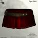 DE Designs - Lyra Skirt - Red