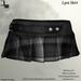 DE Designs - Lyra Skirt Plaid - Black