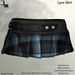 DE Designs - Lyra Skirt Plaid - Blue