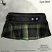 DE Designs - Lyra Skirt Plaid - Green