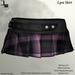 DE Designs - Lyra Skirt Plaid - Pink