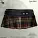 DE Designs - Lyra Skirt Plaid - Tan