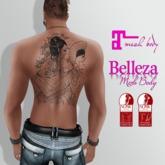TSB ::: Tattoo unisex Upper Body