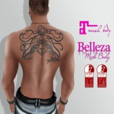 TSB ::: Tattoo unisex trinacria