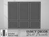 Fancy Decor: Simple Wall Panel