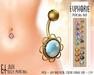 Euphorie - Jade Belly Piercing