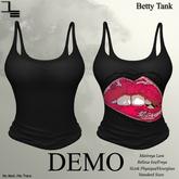 DE Designs - Betty Tank - DEMO