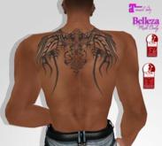 TSB ::: Tattoo Tribal crucified man