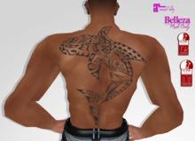TSB ::: Tattoo Dolphin man unisex woman
