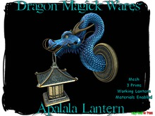 Dragon Magick Wares Apalala Lantern Mesh