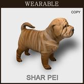 Shar Pei Wear Box