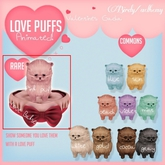 Birdy/Alchemy - Love Puff - Pink [BOX] RARE 1