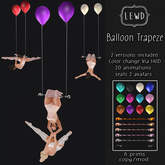 : Lewd :  Balloon Trapeze