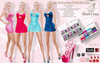 LSR - Sexy Mini Dress Siobhan With Hud MB & Classic