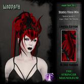 *TSM* Warpath - Series 5 - L.E. Blood Maiden