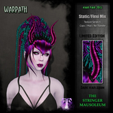 *TSM* Warpath - Series 5 - L.E. Dark Harlequin- 7 of 10 left