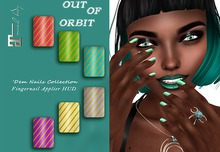 <Out of Orbit> 'Dem Nails Collection