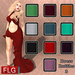 Flg hud carmen dress long   30 models   dress ruffles 3