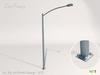 ~DecoFranzy~ LA Style Street Lamp (MC)