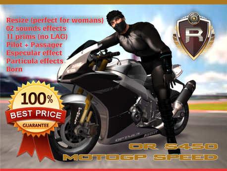 OR C450 MOTOGP SPEED (BOX)
