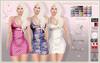LSR - Sexy Mini Dress Siobhan PatternsWith Hud MB & Classic