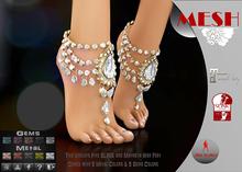 .: LIKE DESIGN :. Highfeet Anklet V1