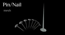 Pin nail