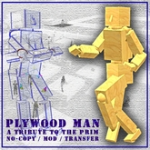 Plywood Man full avatar (works with AO)