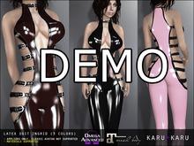 KARU KARU - Latex Suit INGRID (DEMO)