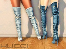 ::HH:: Hucci Illizi Boots - Collection