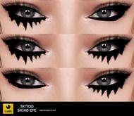 *LODE* Tattoo - Eye