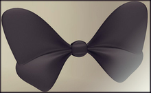*LODE* Accessory - Skiko Bow [black]