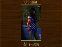 U.S MESH shirt for Women