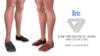 ILLI - [SLink,MeshProject Men,Aesthetic,Adam] Eric Sportive Loafers (HUD Driven) - PROMO