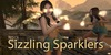 Sizzling sparklers