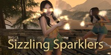 **CC** - Sizzling Sparklers