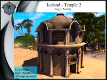 Icaland - Temple 2