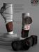 AZOURY - Maniaque Ballet Shoes [Brown]