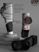 AZOURY - Maniaque Ballet Shoes [Black]