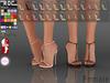 ::ROC:: T-Strap Heels! Ruby