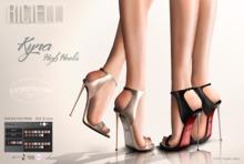 R.icielli - KYRA High Heels HUD 16 colors Maitreya Belleza TMP Slink