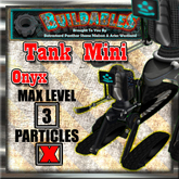 Tank Mini Onyx (Crate) FULL Lvl 3/3