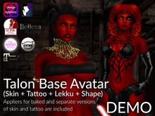 LURE: Talon Base (Skin, Tattoo, Lekku) DEMO