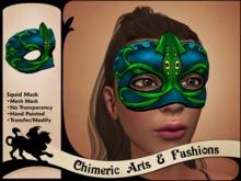 Squid Mask (Green)